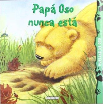 papa oso nunca esta