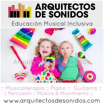 Arquitectos de Sonidos