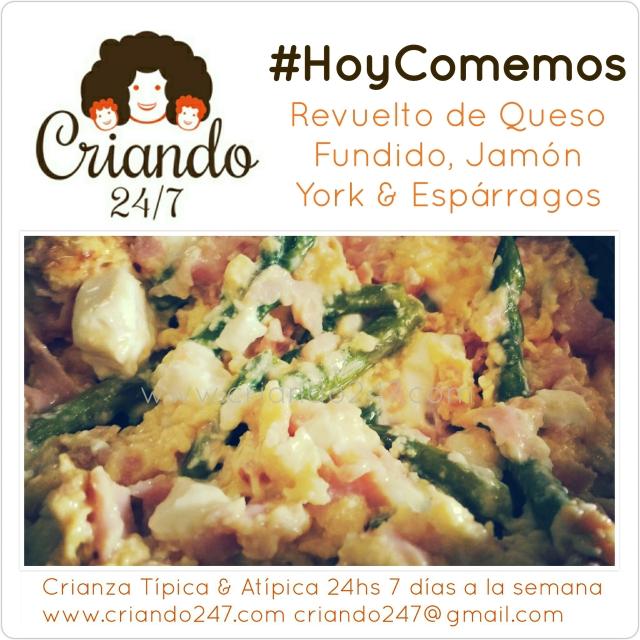 Criando247 HoyComemos Revuelto12