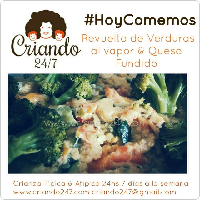 Criando247 HoyComemos Revuelto2