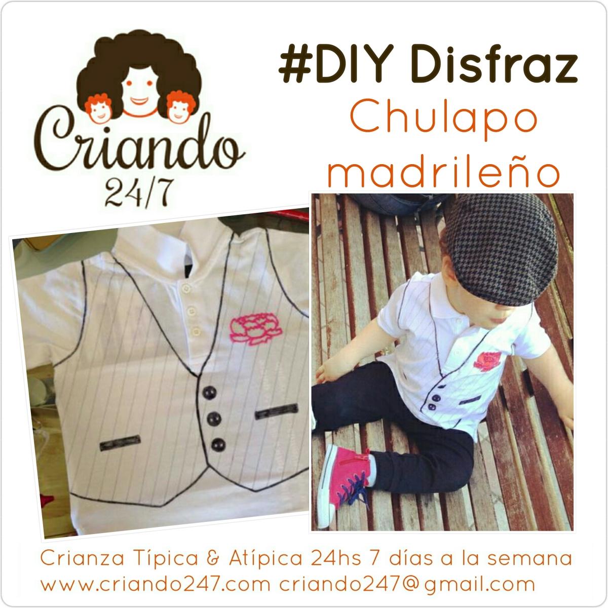 #DIY Disfraz Express Chulapo / madrileño para niño