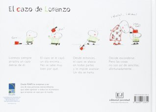 Criando247 HoyLeemos Cazo de Lorenzo2