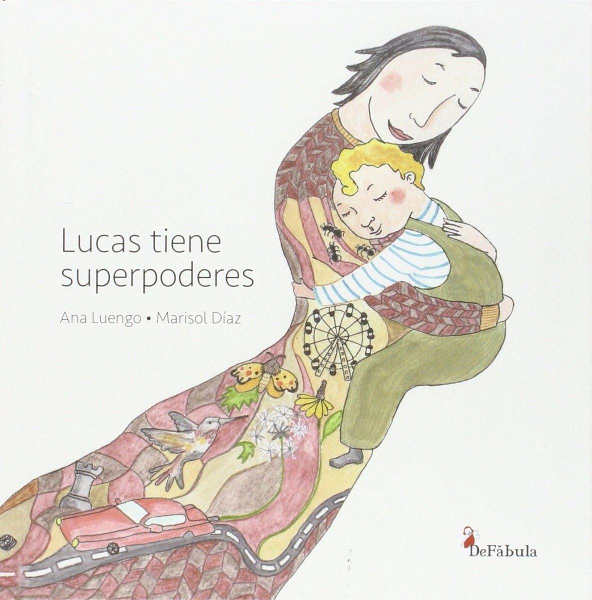 #HoyLeemos Lucas tiene superpoderes #TEA