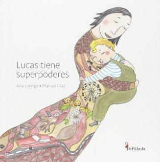 Criando247 HoyLeemos Lucas tiene superpoderes