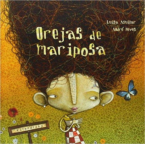 portada del cuento Orejas de Mariposa de kalandraka