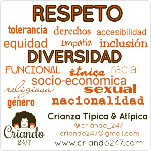 Criando247 Respeto Diversidad