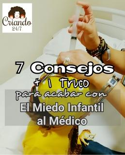 criando247 miedo infantil medico