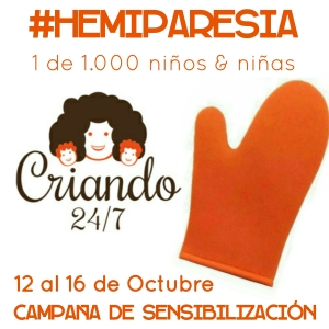 Criando247 #hemiparesia