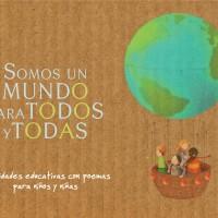 #HoyLeemos sobre la igualdad de género, el racismo y la diversidad. Libro de poemas y actividades GRATIS.