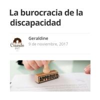 La discapacidad de tu hijo & la burocracia