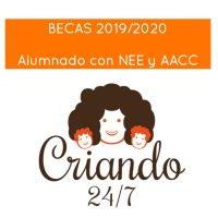 BECAS 2019/2020 Alumnado con Necesidades Educativas Especiales y Altas Capacidades